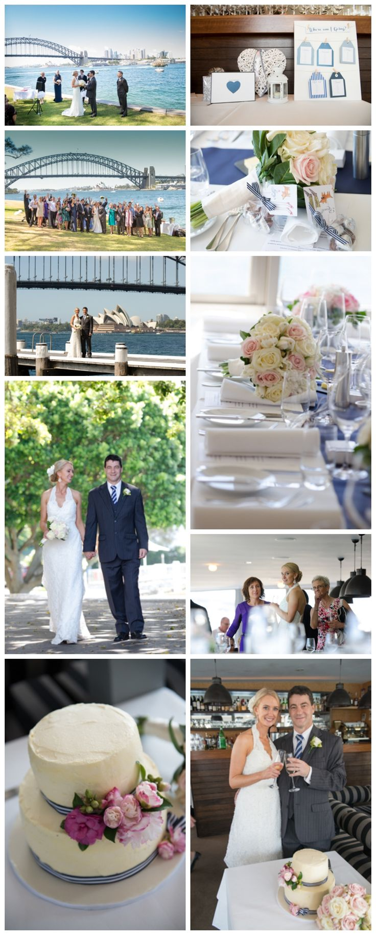 Sails Restaurant Lavender Bay Sydney - the perfect location for a wedding. Beautiful views to the Harbour Bridge and the Opera House. Set on Sydney Harbour, Sails Restaurant has exquisite menu choices to make your wedding something special