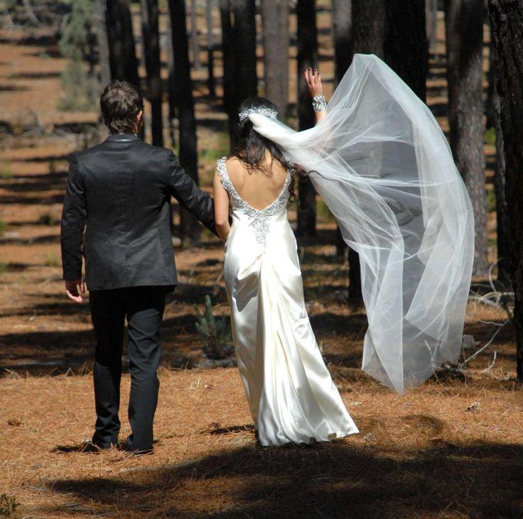 Mavis' simple white wedding dress  http://www.arcarocouture.com.au/mavis/