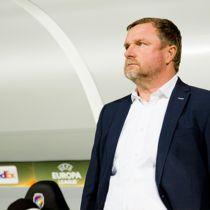 Trenér Vrba po vyřazení z EL chválil: Jsem na hráče hrdý, předvedli jsme úžasný výkon