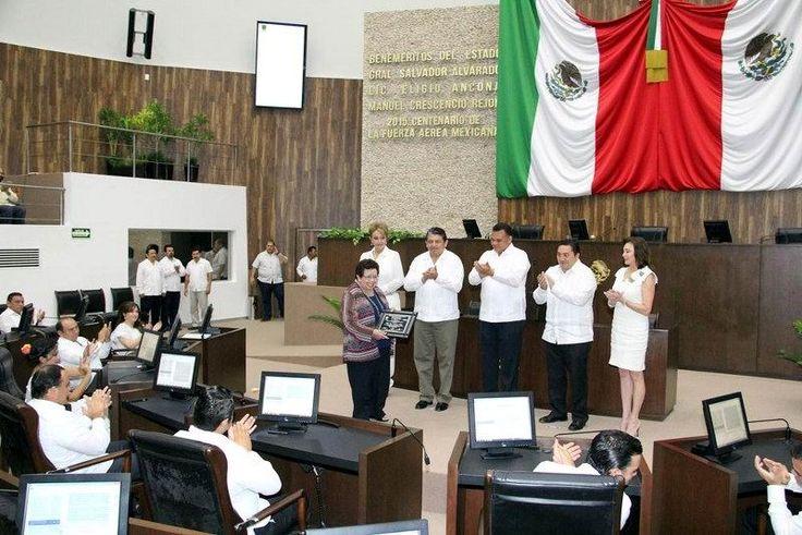 Llaman a nuevas generaciones a incrementar legado Maya