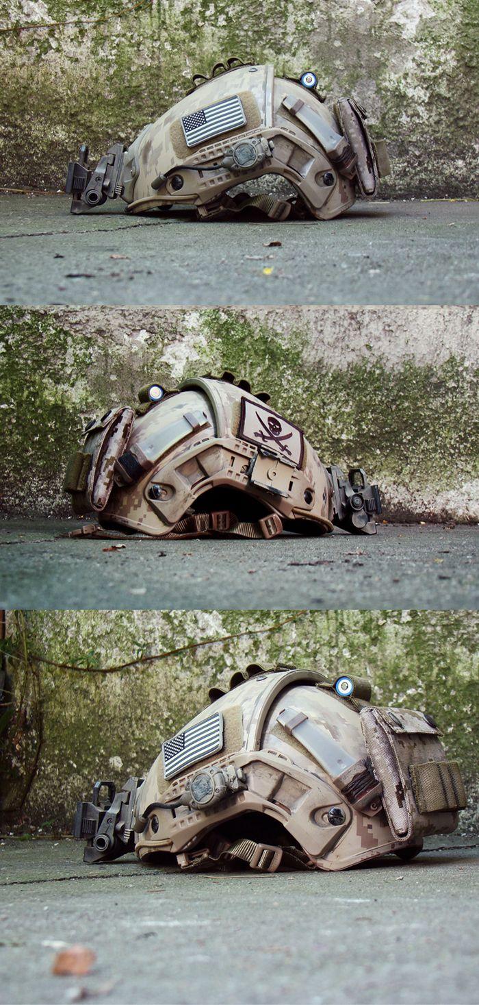 Special Ops Combat Helmets