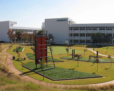 Siemens Campus, Midrand, South Africa
