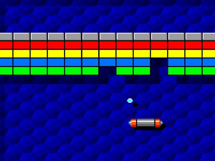 Arkanoid Online Game