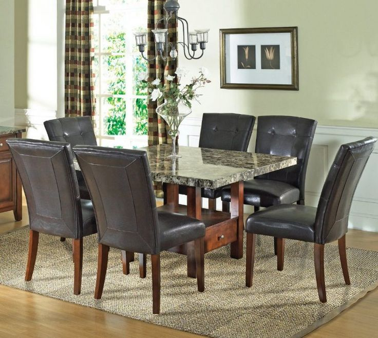 dining furniture sale uk table deal room grey leather chair marble flower vase chandelier window deals direct sets toronto