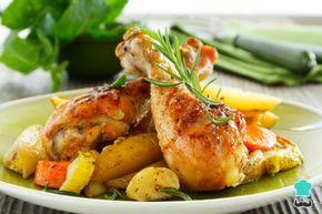 Aprenda a preparar coxa de frango cozida com batata com esta excelente e fácil receita. Hoje vou ensinar mais uma maneira de fazer a famosa e gostosa coxa de frango....