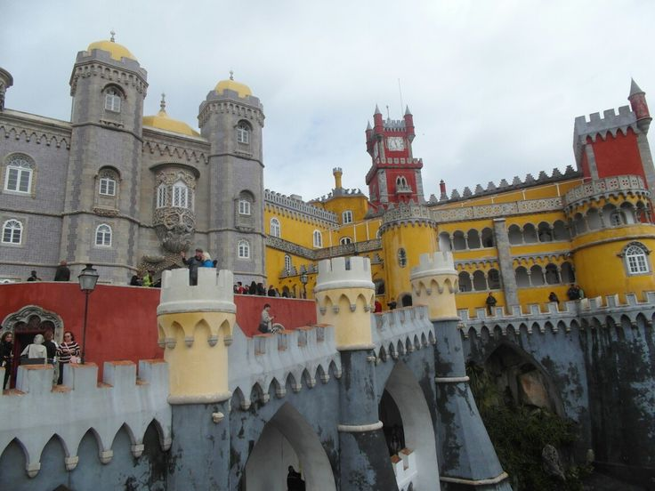 Sintra Portugal 2016  Picture by Sabine vdG
