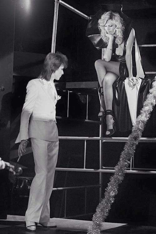 1000 images about 1973 ziggy stardust on pinterest for 1980 floor show david bowie