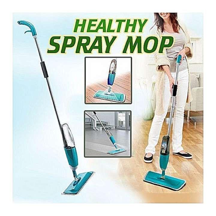 Flat Mop Spray Floor Cleaner