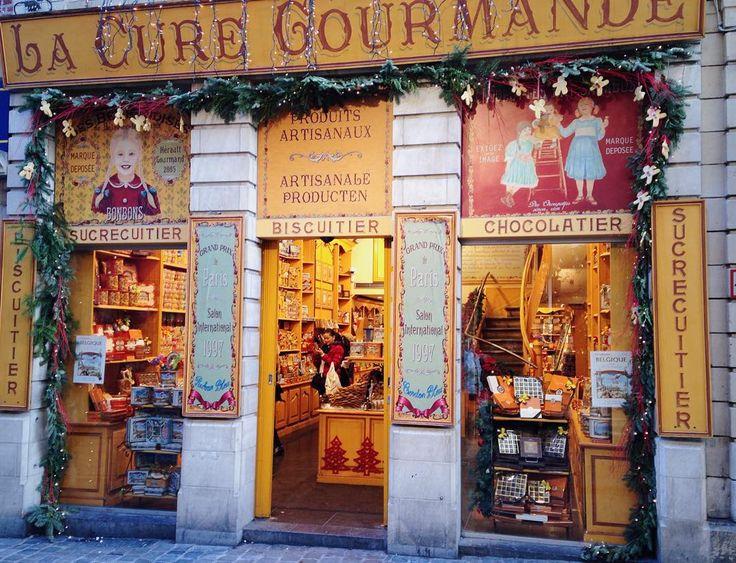 La Cure Gourmande- Brussels
