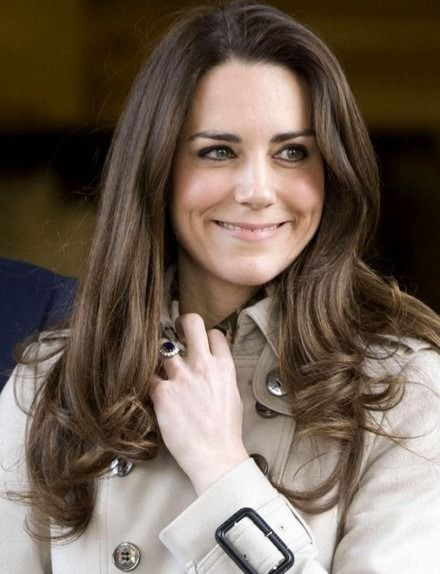 Wedding Hairstyle Kate Middleton : 69 best duchess of cambridge hair styles images on pinterest