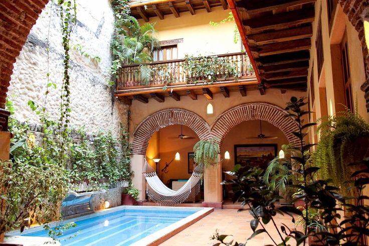 Fotos - Casa India Catalina en Cartagena de Indias Colombia