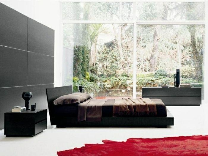 Moderne Wandpaneele 80 Fotos Zum Erstaunen Archzine Net Schlafzimmer Ideen Minimalistisch Wandpaneele Schlafzimmerfarbe
