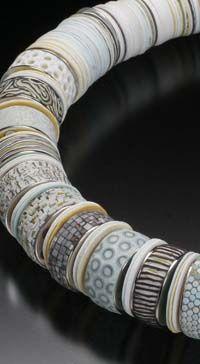 Artist Cynthia Toops | Velvet da Vinci Contemporary Art Jewelry and Sculpture Gallery | San Francisco