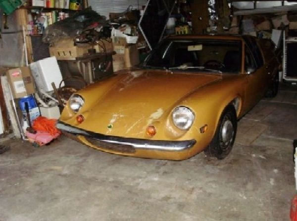 Lotus Europa Garage Find  http://www.barnfinds.com/contortionist-coupe-1970-lotus-europa-s2/