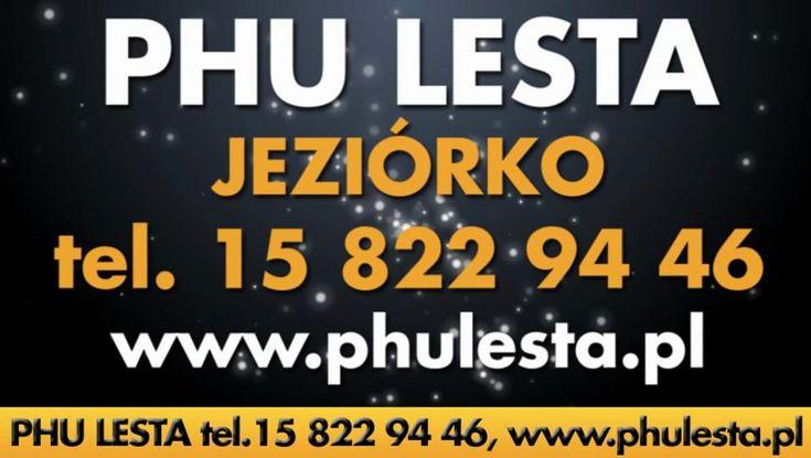 Spot reklamowy PHU LESTA