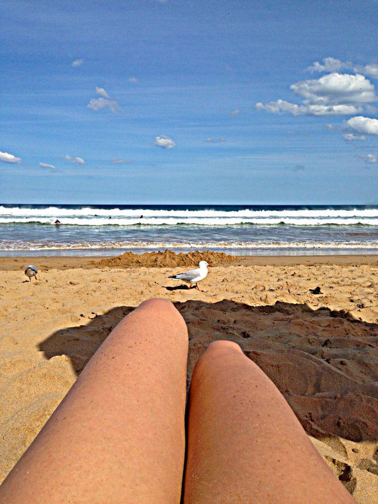 Torquay beach - Great Ocean Road - Australia