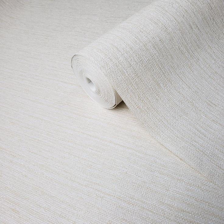 75809 Ivory off white Cream Faux Grasscloth Textured
