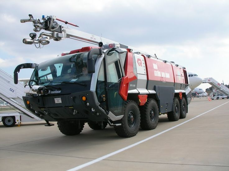 17 Best Images About Fire Resсue Airport Crash Truck On