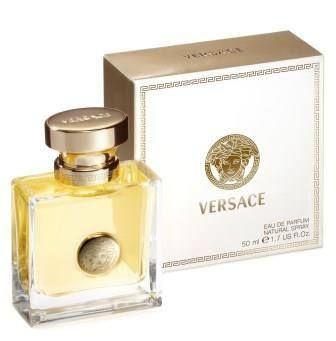Gianni Versace Pour Femme Womens Eau De Parfum Spray 1.7 oz
