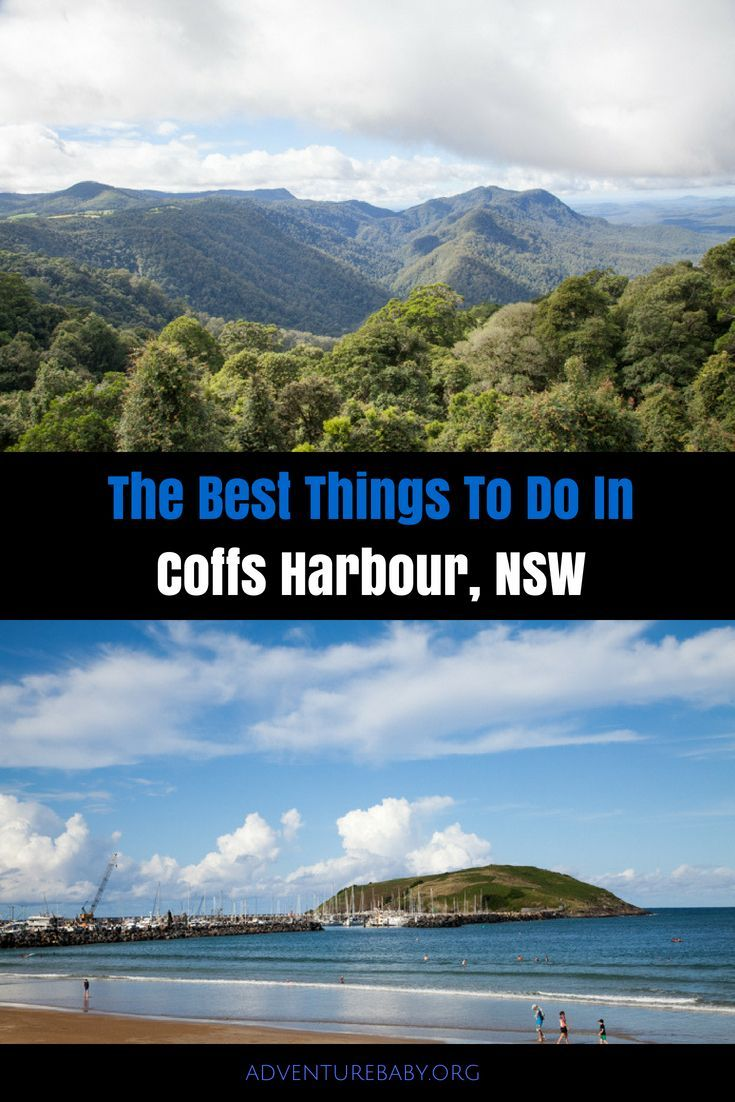 12 Fun Things To Do In Coffs Harbour Australia Vacation Oceania Travel Australia Travel