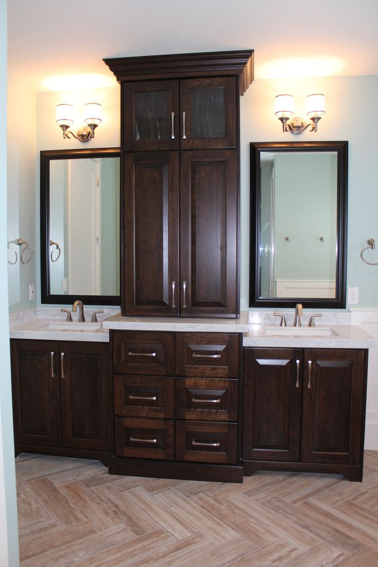 11 best frames for existing mirrors images on pinterest for Custom size mirrors bathrooms