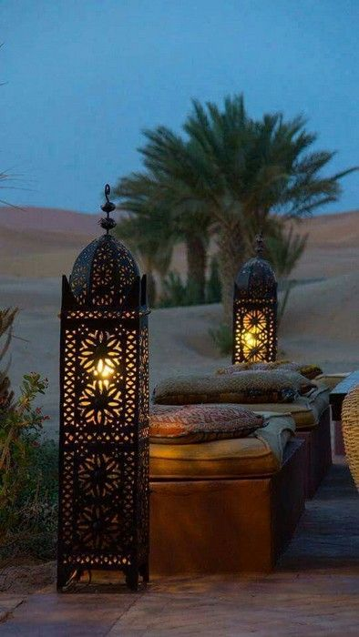 27 Photos of Beauteous Outdoor Lamps Interiordesignshome.com Moroccan outdoor lanterns