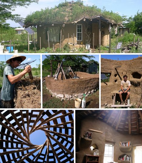 71 best images about cob house on pinterest adobe for Least expensive house to build