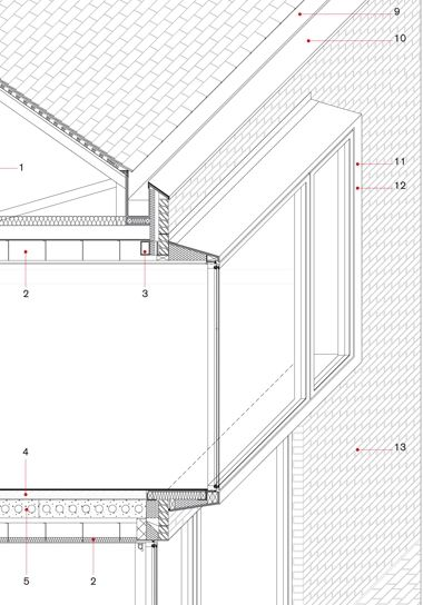 Working Detail: Yew Tree Lodge by Duggan Morris Architects | Design details | Architects Journal