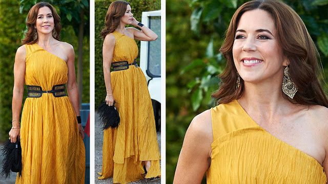 Crown Princess Mary in 2014