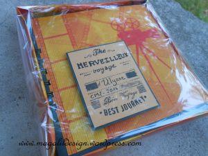 Théâtre album gift box