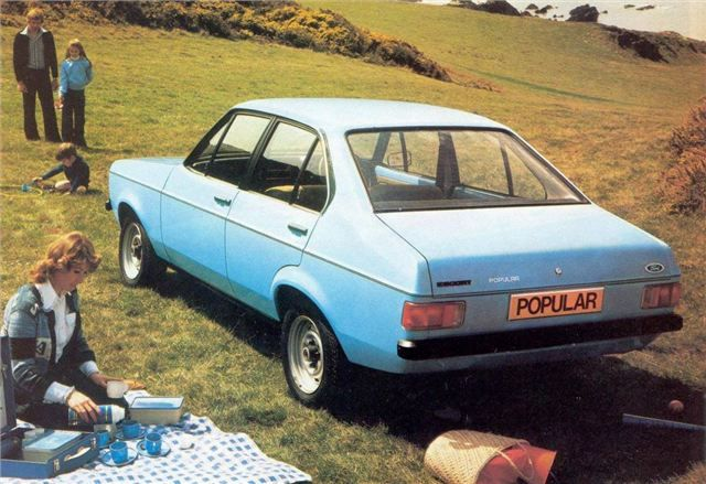 Ford Escort MkII Launched in 1975 and remaining on sale for five years, the good old MkII makes great sense as a no-nonsense classic. Be warned though, as values (especially of the two-door models) have increased dramatically in recent years