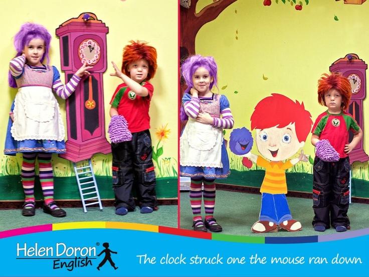 Az új Helen Doron Flupe tanfolyam izgalmas mesékkel és mesés angol szókinccsel. Gyertek, próbáljátok ki ingyen, 2-5 éves gyerekeknek:  http://helendoron.hu/fun-with-flupe.php