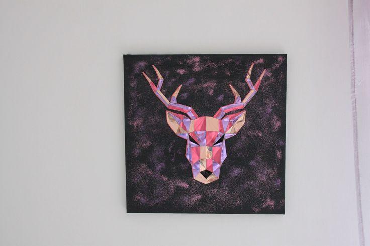 #deer BACCANERA 40X40