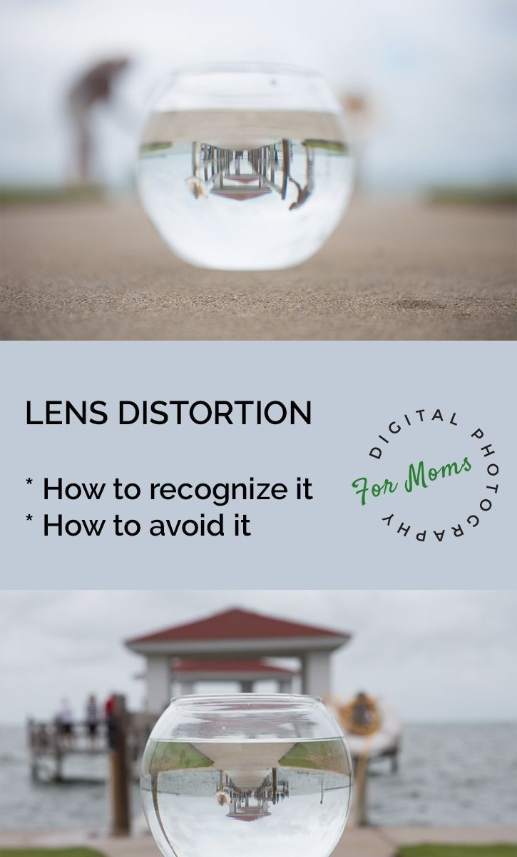 All photos have some degree of lens distortion. Look for these warning signs in your photos, and avoid distortion distress in the future.