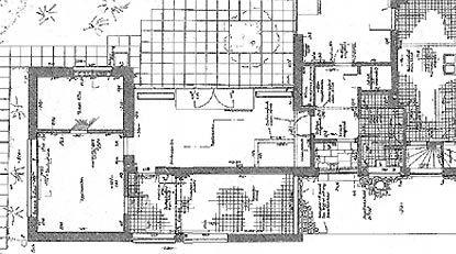 Landhaus Lemke par Ludwig Mies van der Rohe. Berlin Obersee 1933
