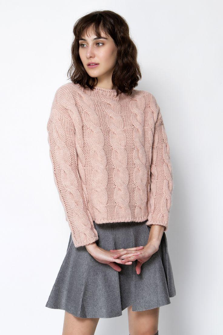 Knit Skater Φούστα - ΡΟΥΧΑ -> Φούστες & Shorts | Made of Grace