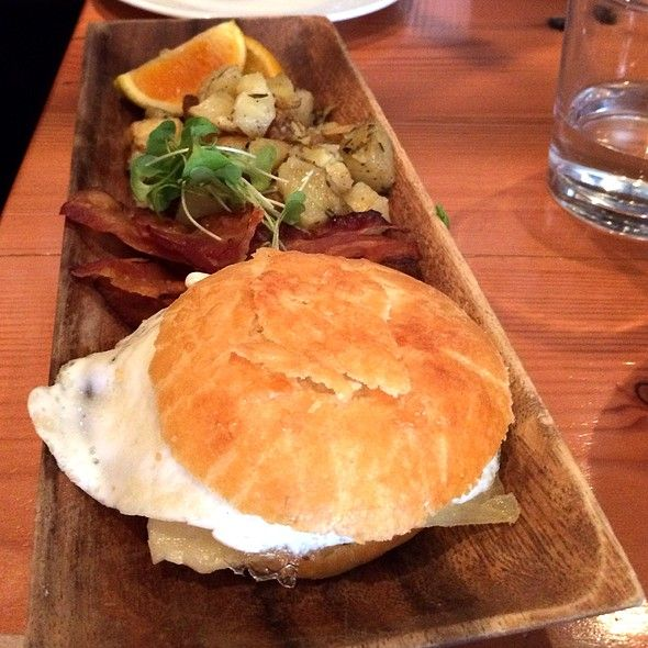 The Biscuit @ OX #guelphfood