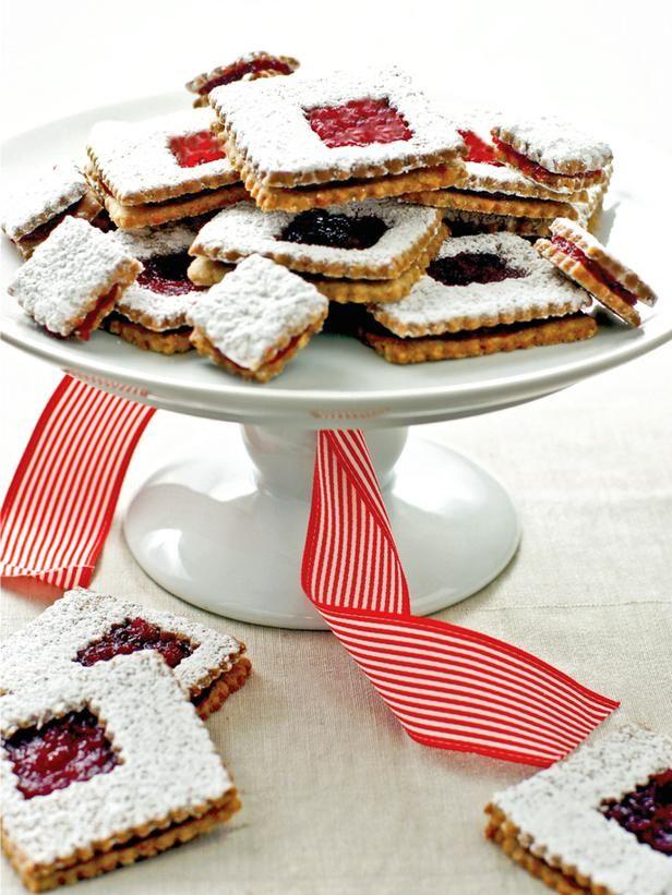 cranberry orange linzer cookies recipe cranberry orange linzer cookies ...