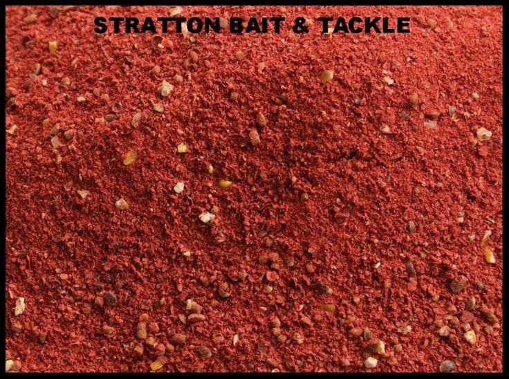 BLOODWORM GROUNDBAIT SPOD STICK MIX METHOD FEEDER FISHING BAIT CRUMB