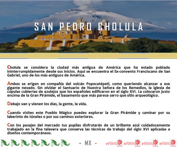San Pedro Cholula Info...