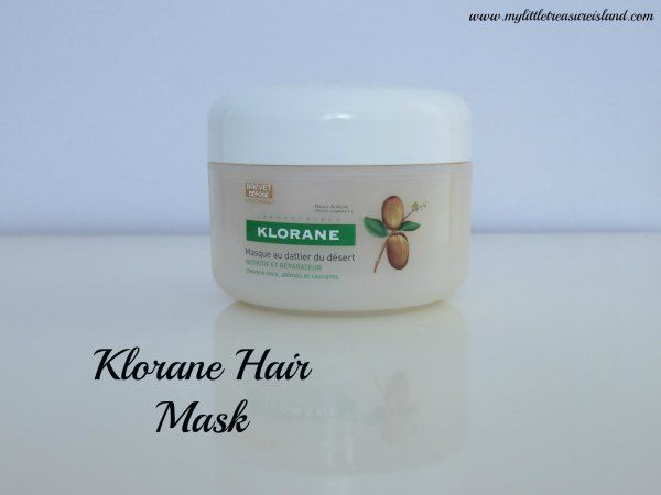 klorane mask with desert date review