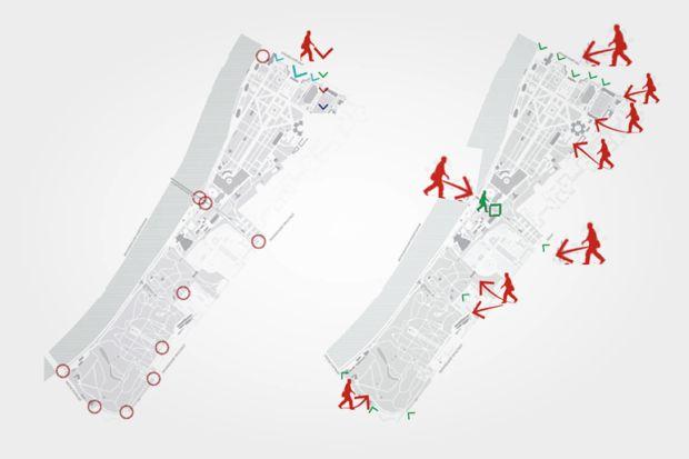 10 изменений в парке Горького: концепция LDA Design. Изображение №5.
