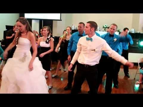 Fun Bridal Party Dance In Dade City FL Celebrationsoftampabay
