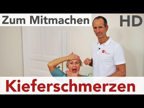 Kieferschmerzen // Ursachen, Übungen mit der Faszienrolle, Übungen, Kiefer, Kiefergelenk, Faszien - YouTube
