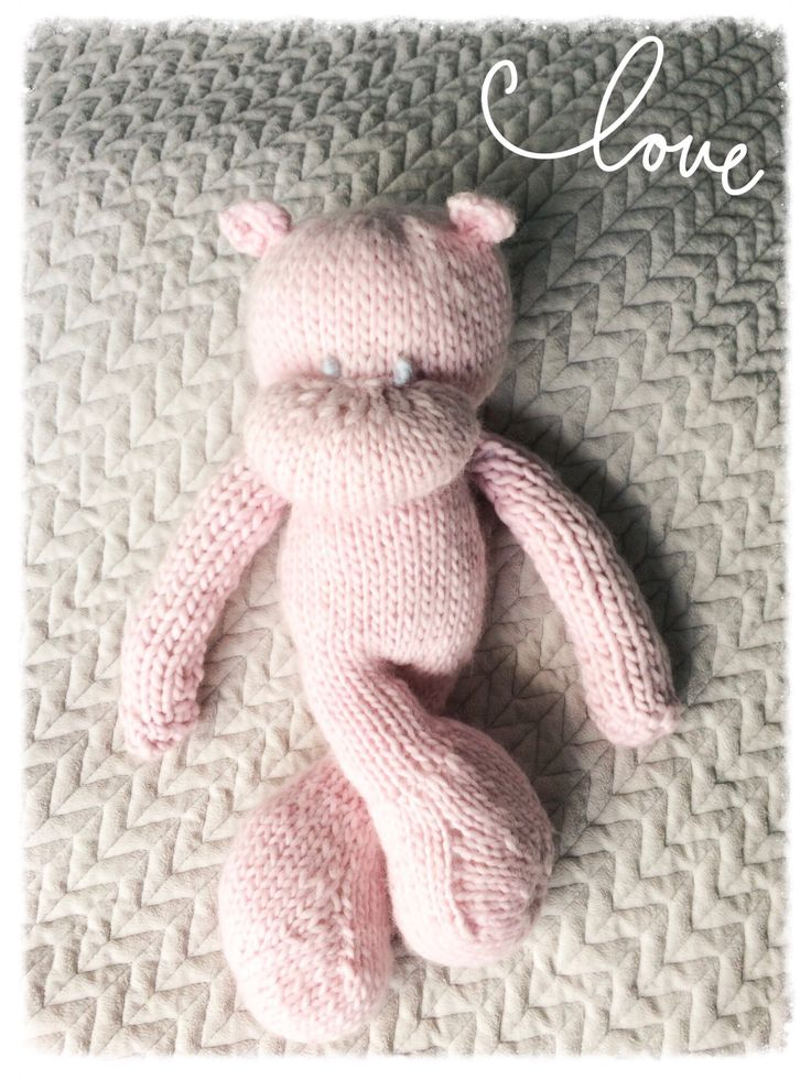 Giant knitted hippoauboutdupre.etsy.com #knitting #etsy #knitteddoll #knittedtoys #knitted #hippo #giantknit #tricot https://www.etsy.com/uk/listing/559727983/pink-giant-hippopotamus-hand-knitted-big