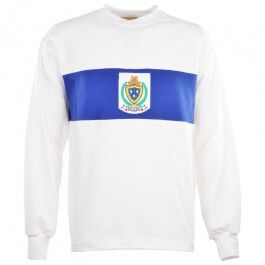Stockport County 1966-67 4th Division Champions Stockport County 1967-70 This shirt is long sleeved and made from knitted cotton. http://www.MightGet.com/may-2017-1/stockport-county-1966-67-4th-division-champions.asp