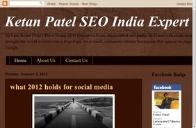 I am Seo Expert Ketan.I have experience of over 2.5 years as an Search Engine Optimazation professional.