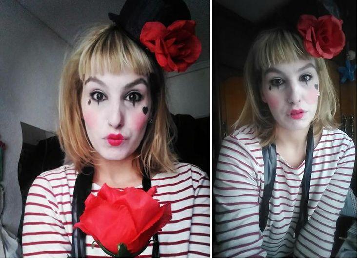 Disfraces fáciles para Carnaval: ¡transfórmate en un mimo!