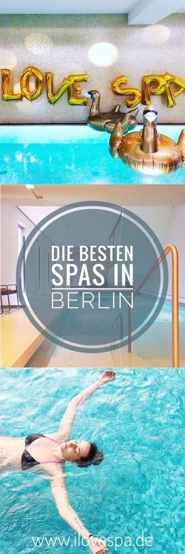 ღღ Spa & Wellness in Berlin - die besten Spas in Berlin