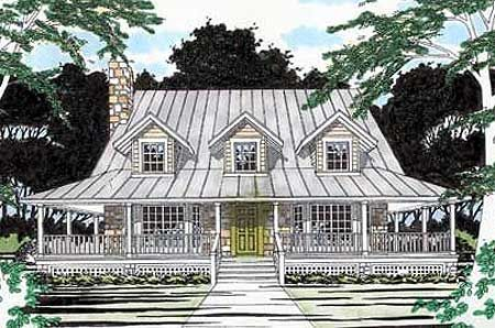 Stunning Open Floor House Plans With Wrap Around Porch Gallery ...